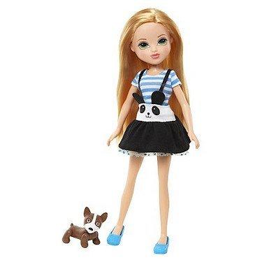 little tikes Moxie Girlz Friends Deluxe Puppe mit PET (Bryten Pink) (Moxie Girlz Puppen)