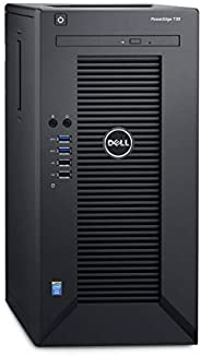 Dell 30-0265 PowerEdge T30 3.3 GHz E3 – 1225 V5 290 W Mini Tower (Chassis 4X 8,89 (4X 3,5 Zoll), Intel I217-LM, 1TB HDD, DVD
