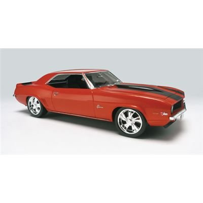 Plastic Model Kit-'69 Camaro Z/28 2-In-1