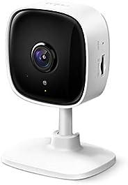 TP-Link Tapo C100 WLAN IP Kamera Überwachungskamera innen (1080p-Auflösung, 2 Wege Audio, 9m Nachtsicht , bis