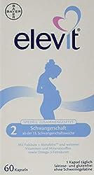 Elevit Schwangerschaft 2, 60 Stück