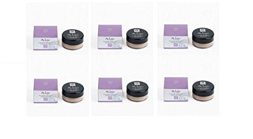 lepo-6-confezione-di-polvere-minerale-9-grammi-n49-copre-le-imperfezioni