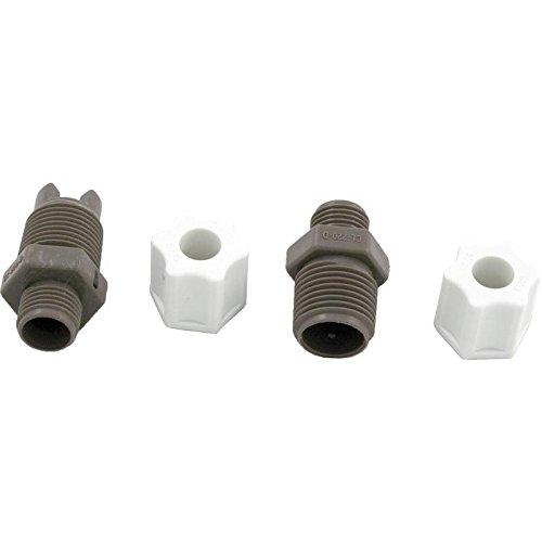 hayward-clx220ea-cl200-cl220-clorador-valvula-de-retencion-y-una-entrada-de-adaptador-de-montaje