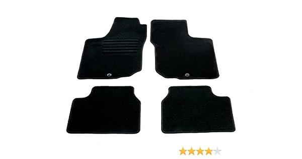 Fußmatten für Opel CORSA B 1993-2000 Velours Fußmatten Satz 4 Teilig NEU