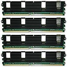 8GB KIT (4x 2GB) DDR2Voll gepuffert, PC2-5300, 667MHz FBDIMM RAM für Apple Mac Pro 2006, 2007 - Fb, Voll Gepuffert