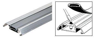 CRL Air-Stop Höhenverstellbarer Schwellenschwellenwert 91,4 cm breit - 91,4 cm lang von C.R. Laurence -