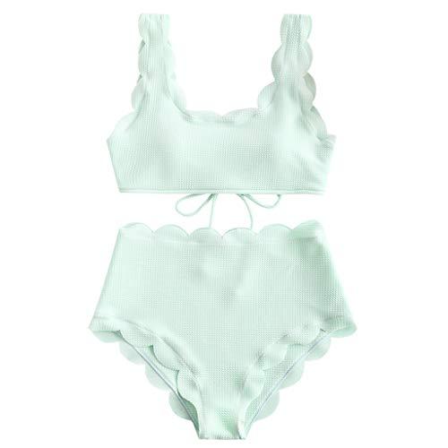 Damen Einteilige Blumen Einfarbig Badeanzug Monokini Verstellbarer Oder Nicht Verstellbarer Schultergurt Badeanzüge Falten Bademode Schwimmanzug -