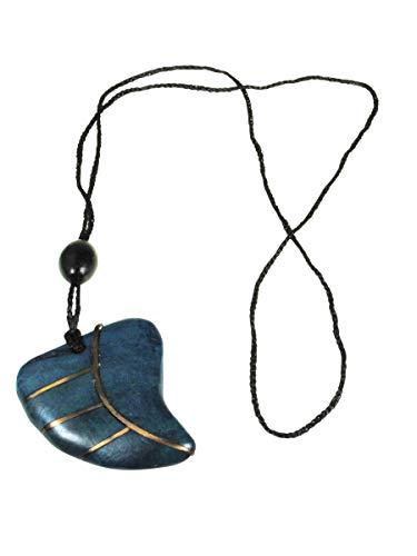 Simone Erto Damen Halskette HK-21 blau -