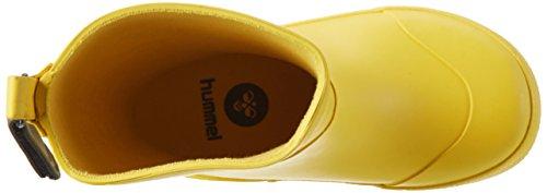 Hummel Rubberboot, Bottes de Pluie Mixte Enfant Jaune (Lemon)