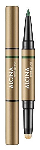 Alcina Smart Eye Duo golden green, Lidschatten und Kajal in eine