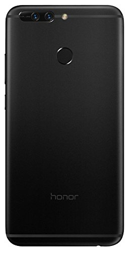 (Certified REFURBISHED) Honor 8 Pro (Black, 128GB)