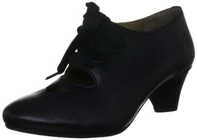 Fly London Women's Dido Black Comfort Lace Ups P142574000 3 UK