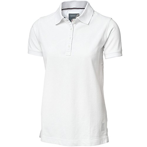 Nimbus - Polo sport - Femme Blanc