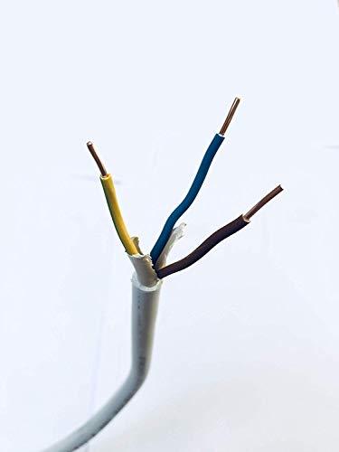 NYM-J 3x1,5 mm² 25m Ring VDE Mantelleitung Installationskabel