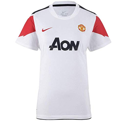 Nike Manchester United Trikot Away, weiß Exclusiv Product DRI-FIT (XL) Manchester United Fashion