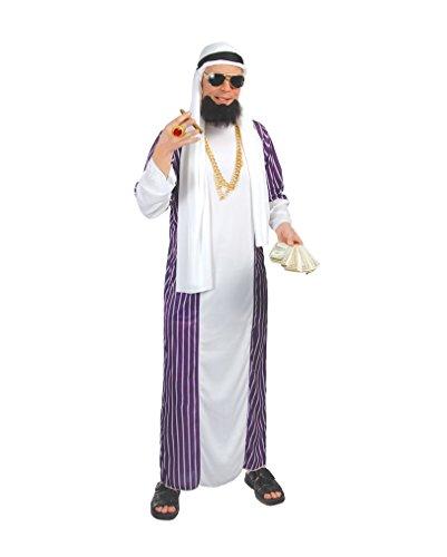Araber Kostüm für Herren One (Bunny Playboy Kostüme Herren)
