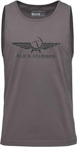 Black Diamond Perestroika Tank Men Slate Größe L 2018 Tank Top