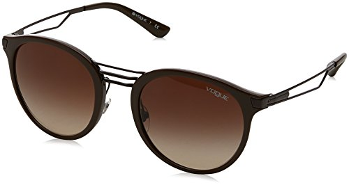 Vogue Eyewear Damen 0VO5132S 249813 52 Sonnenbrille, Braun (Brown/Browngradient),