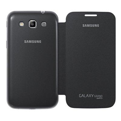 Samsung (EF-FI855BSEGIN) Flip Cover for Samsung Galaxy Win I8552/Grand Quattro (Grey)