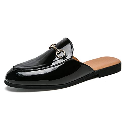 men's leather slipper handmade slip on outdoor indoor footwear penny loafers comfort driving shoes