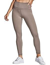 a1b3469a6e4cf5 CRZ YOGA Damen Sports Yoga Leggings Sporthose mit Hoher Taille-Nackte  Empfindung -19'