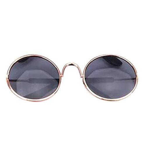 Carry stone Premium-Qualität Haustier Sonnenbrille Lustige Sonnenbrille zum Augenschutz für Hund Katze