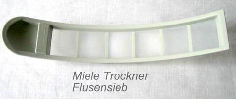 Miele 4759513 Trocknerzubehör (Flusensiebe)