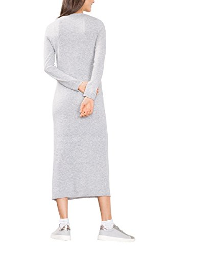 Esprit 116ee1e027, Robe Femme Gris (Medium Grey 4 038)