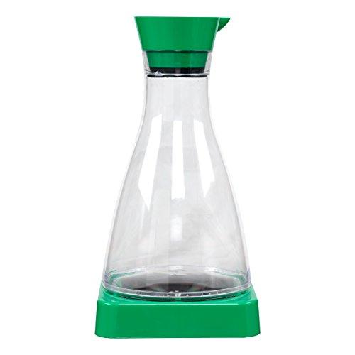 Saveur et Degustation KV7117 Jarra con base de plástico refrigerante, color rojo,...