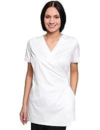 Ropa Mujer Amazon Blusas Y Tops Camisetas Uniformes es TYx7wZRq0