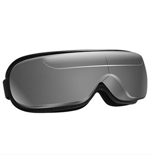 Augen-Massagegerät, um die Augen zu schützen, warme Kompresse entlasten Ermüdung Augenschutz Ausrüstung , gray (deep massage)