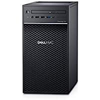 Dell PowerEdge T40 Tower Server - Intel Xeon E-2224G Quad-Core Processor, 32GB RAM, 2TB SATA Hard Drive, No Operating…