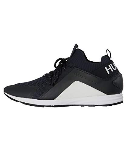 BOSS Hugo Herren Sneakers Hybrid Runn Marine (52) 43