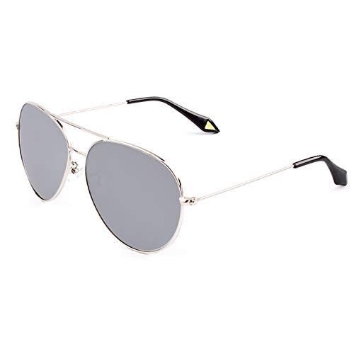 GQUEEN Sonnenbrille Polarisiert Piloten Sonnenbrille Pilot Flieger Pilotenbrille Herren MZZ9 -