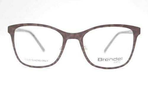 Brendel by Eschenbach 903061 30 49[]19 135 Braun Grau oval Brille Neu