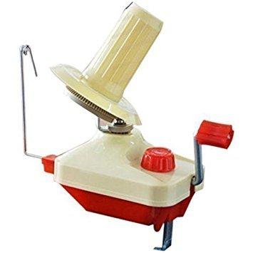 TOOGOO(R) Strickgarn Strang Maschine Handbetrieben Wolle Schnur Aufwickler