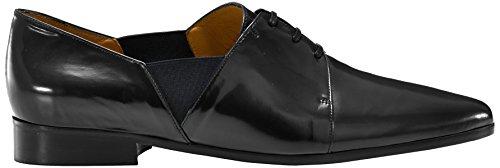 Castañer Malmo / Box Leather Black