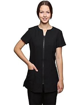 Mirabella Health and Beauty Clothing - Camisas - Cuello redondo - para mujer