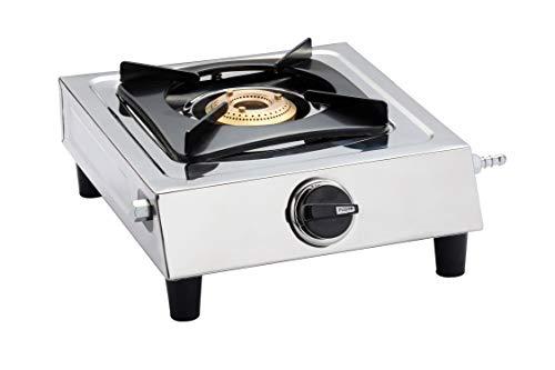 SURYARISE Gas Stove Single Burner Mini Brass TOP