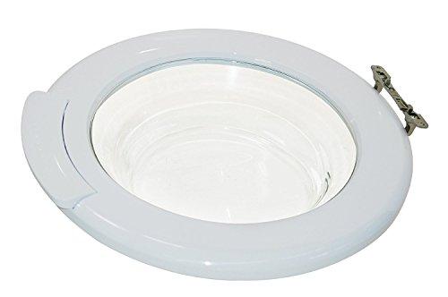 BEKO Waschmaschine TÜR Gerät komplett (inklusive Glas, Scharnier, Catch und Griff) -