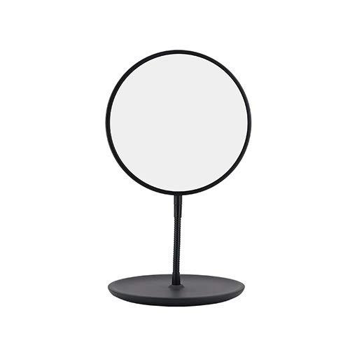 NL Espejo de baño, Tocador de Maquillaje Espejo, 7' '360 ° Giratorio del Espejo cosmético - Claro...