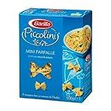 Barilla Mini farfalle Piccolini (500g)