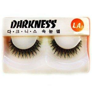 Darkness False Eyelashes LA1 by False Eyelashes