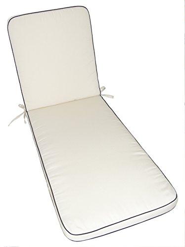 Polsterauflage OUTLIV. Romeo Liegenauflage mit Reißverschluss Sitzauflage Gartenmöbel