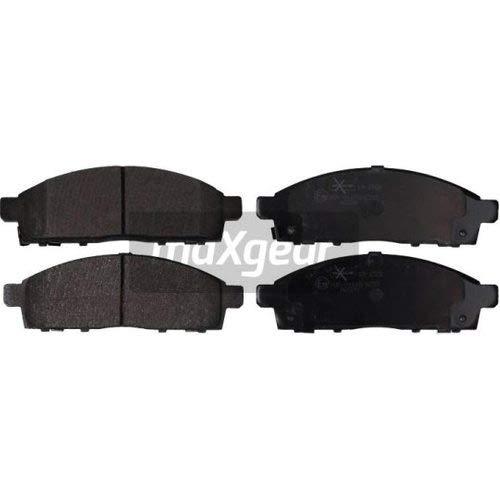 Quality Parts Kit pastiglie freno a disco L20006-4605A19805p1319by Italy Motors