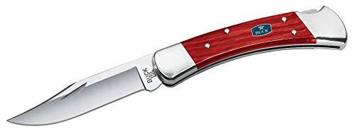 Buck 280713 110 Folding Hunter CW Jagd- / Outdoormesser, Silber -