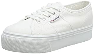Superga 2790Cotw Linea Up And Down, Zapatillas Unisex adulto, Blanco (901 White), 37 EU (B00DC4XPCG) | Amazon price tracker / tracking, Amazon price history charts, Amazon price watches, Amazon price drop alerts
