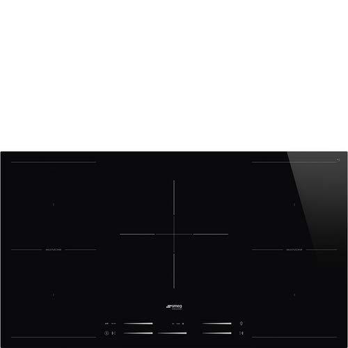 Smeg SI2M7953D piano cottura Incasso A induzione Nero