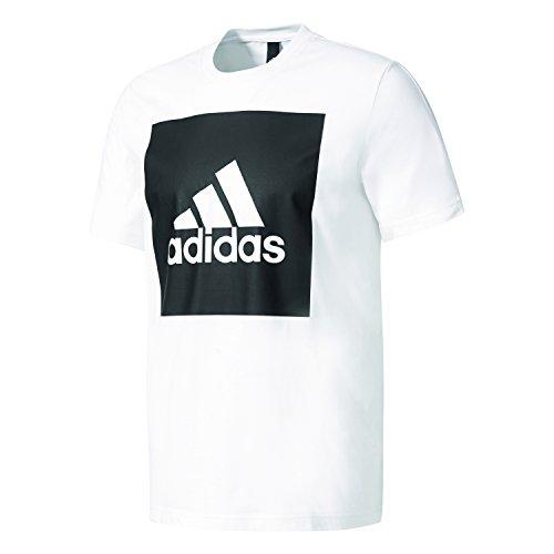 Adidas Ess biglogo Tee Maglietta, uomo