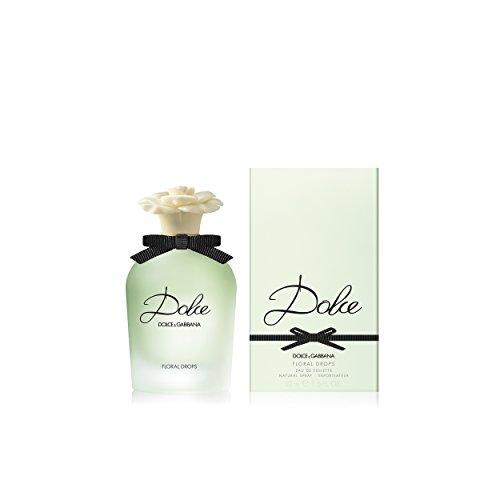 Dolce & Gabbana Floral Drops femme/woman, Eau de Toilette, Vaporisateur/Spray, 1er Pack (1 x 50 ml)